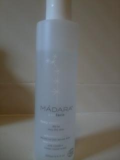 Madara's Ecoface Organic Deep Comfort Facial Toner