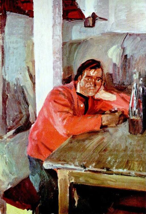 Bebedor de Sidra, Joaquín Sorolla Bastida, Joaquín Sorolla Bastida, Retratos de Joaquín Sorolla, Joaquín Sorolla, Pintor español, Retratista español, Pintores Valencianos