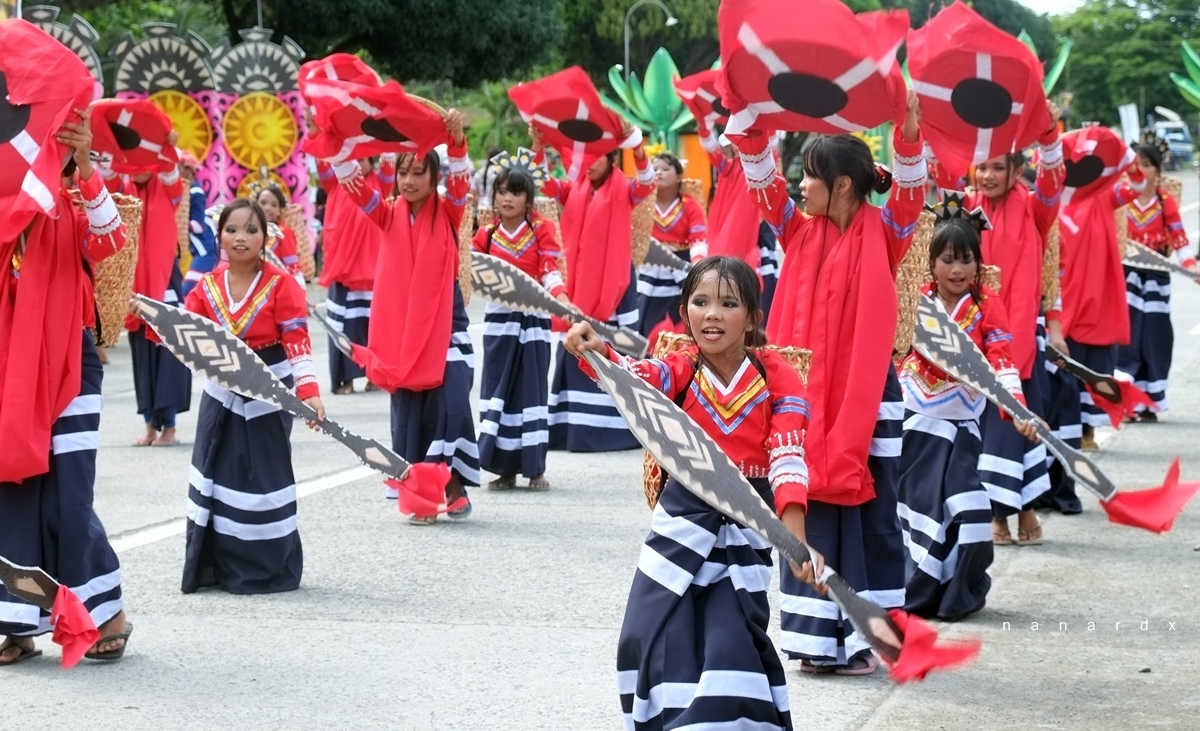 Binuyugan Festival of Maitum