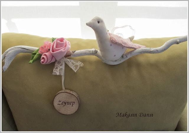 elyapımı kuş