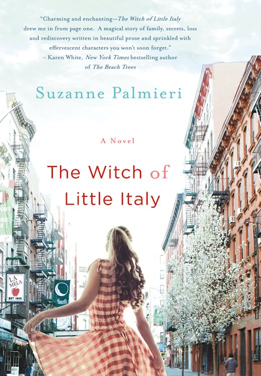 Interview with Suzanne Palmieri - June 18, 2014