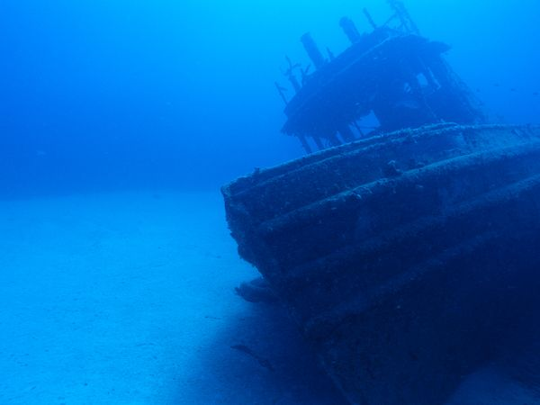 Sunken battleship. Aquarium backdrop. Aquarium design ... |Sunken Ships Underwater