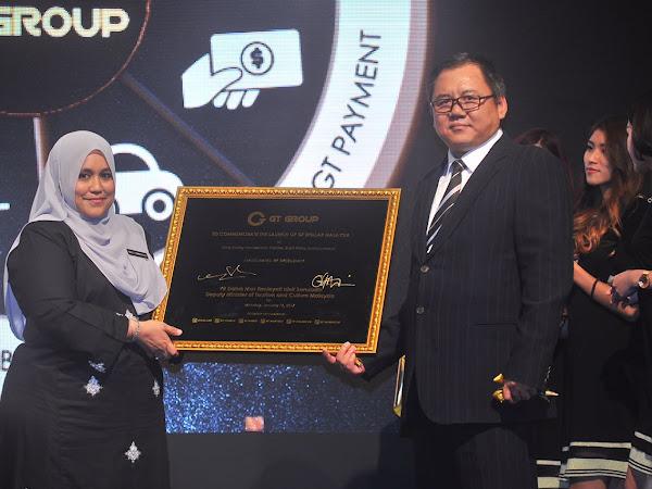Perlancaran GT Dollar oleh GT Group di Malaysia.
