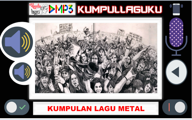 Kumpulan Lagu Metal