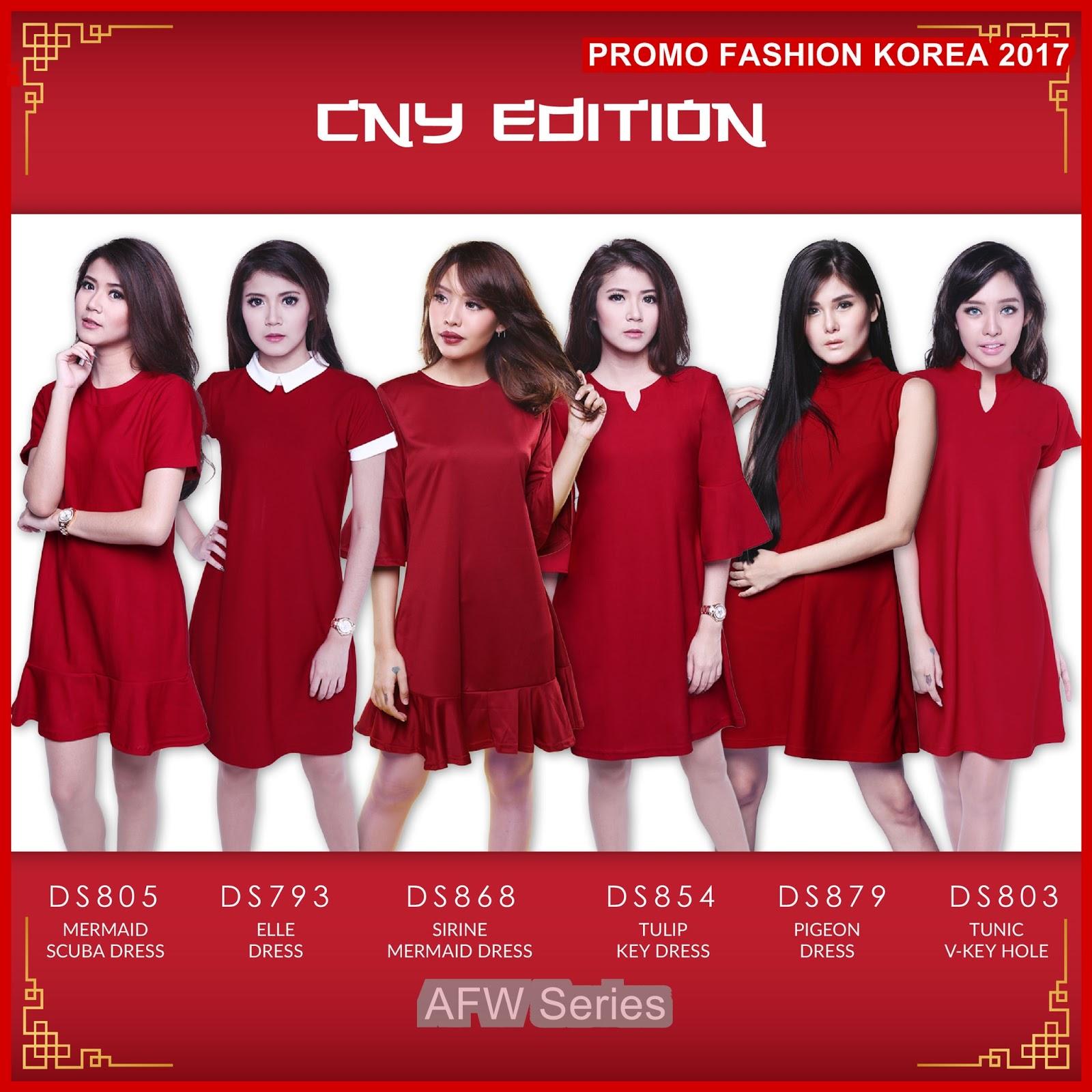 BAMFGW030 Chinese Year CNY Wanita PROMO BMG
