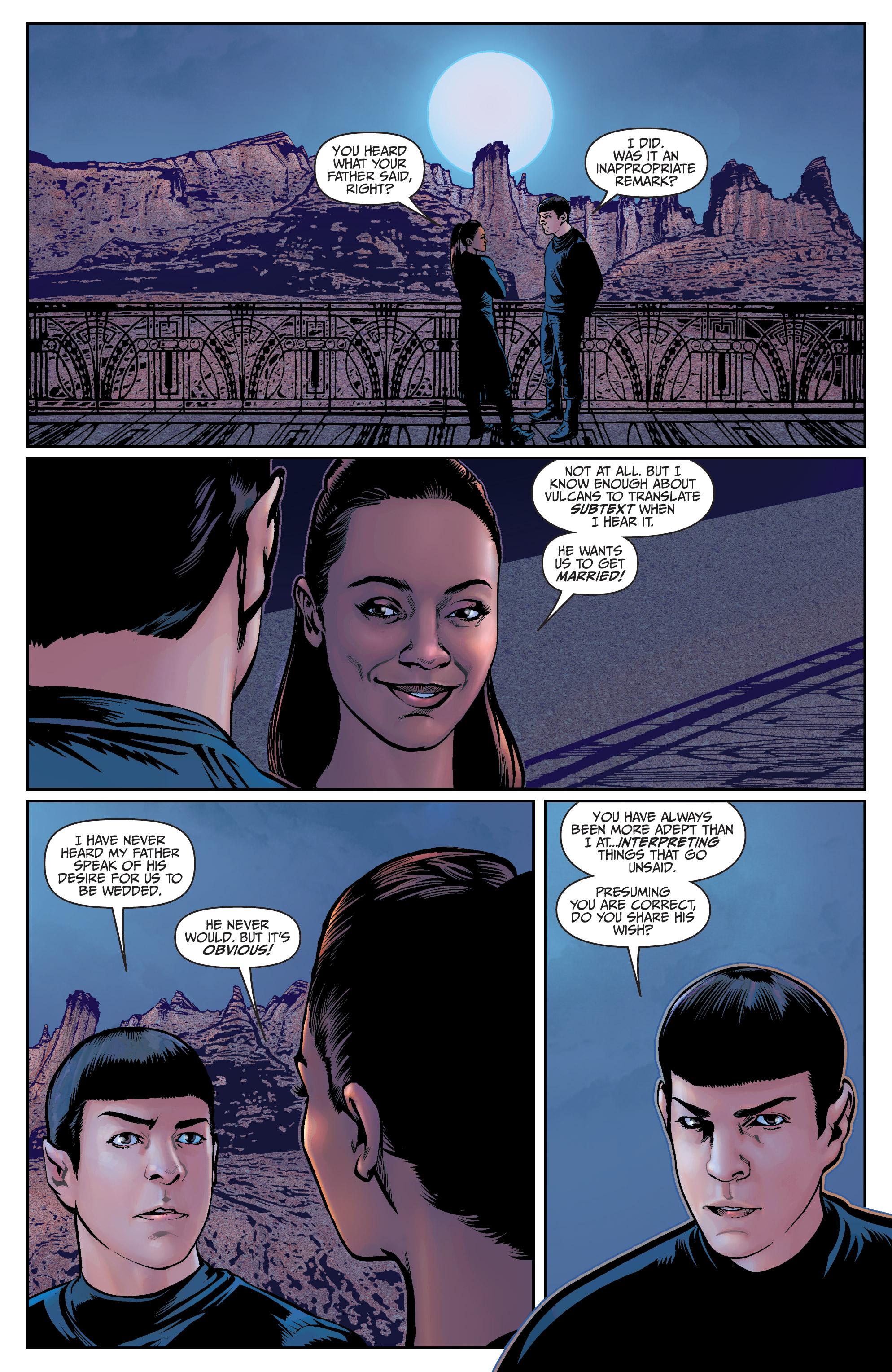 Read online Star Trek: Boldly Go comic -  Issue #9 - 4