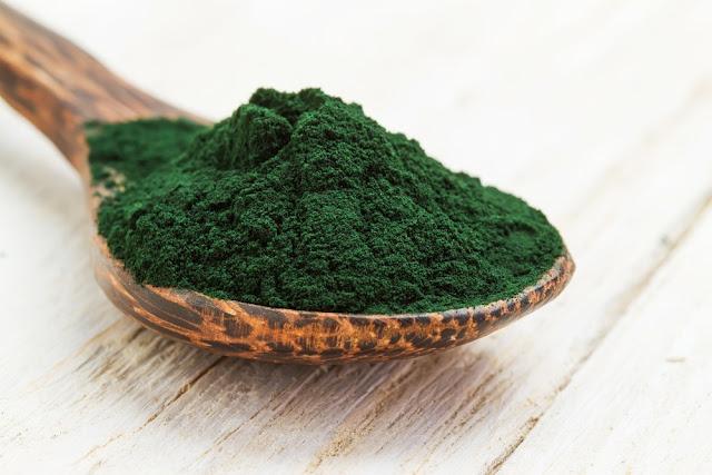 alga spirulina en alimentos