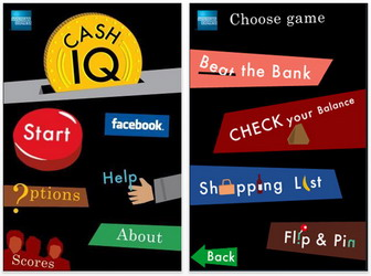 Fishlabs and American Express launch Cash IQ Free puzzle game for iPhone
