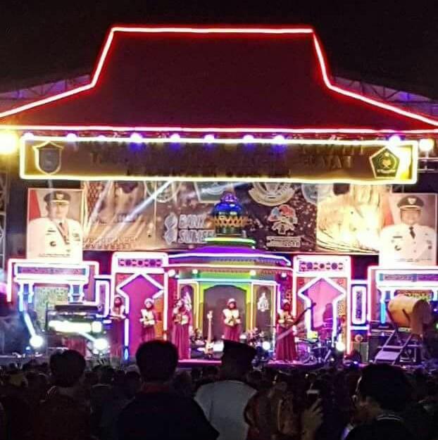 Alex Noerdin Buka MTQ Tingkat Provinsi Di Ogan Ilir  Indralaya