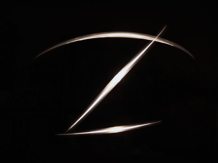 My Z symbol came off o...