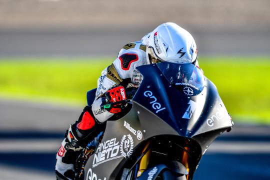 El Circuit celebrará los entrenamientos colectivos del mundial de motos eléctricas