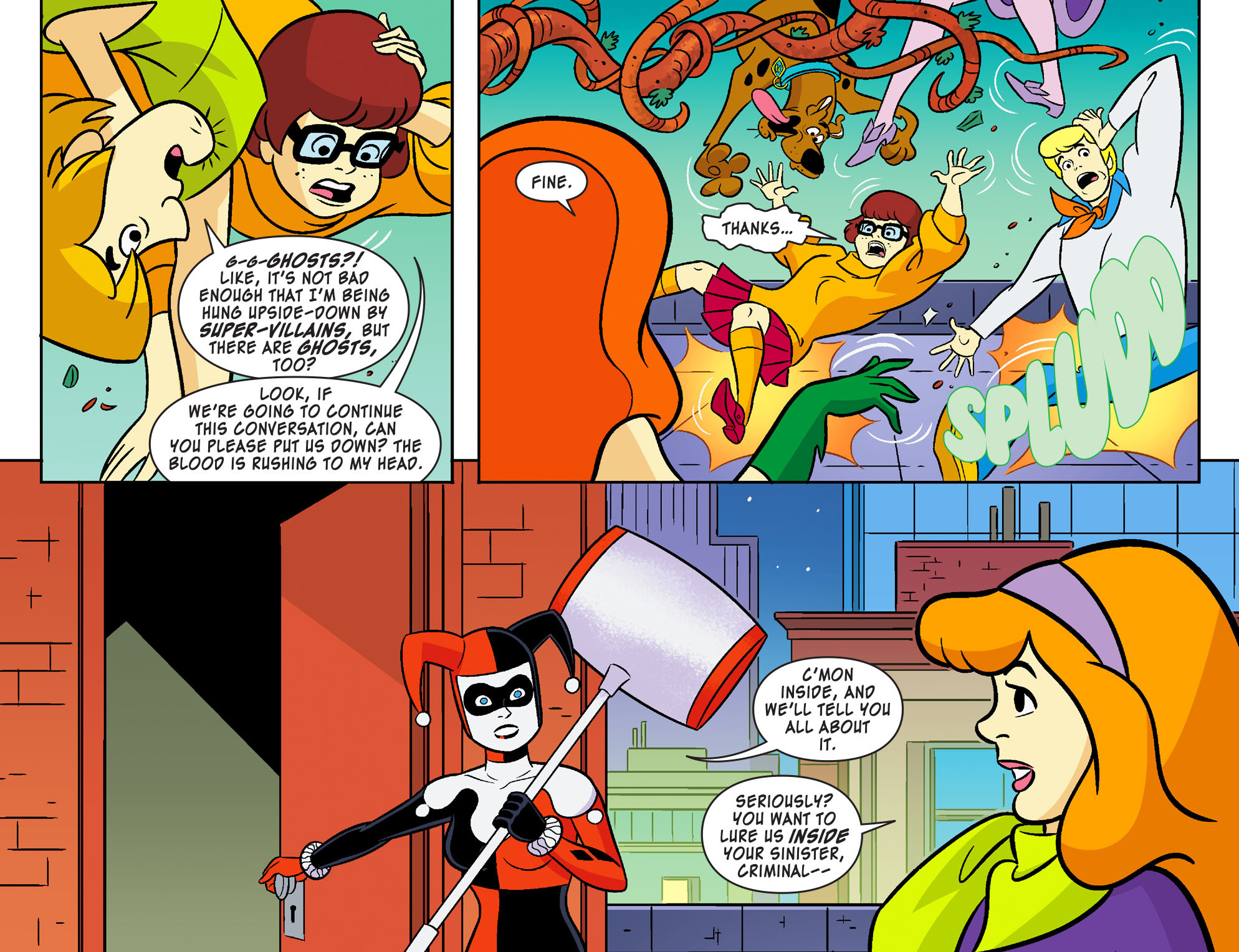 Read online Scooby-Doo! Team-Up comic -  Issue #23 - 10