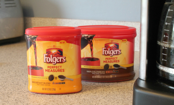 A Day in the Life of Jacob with Folgers Perfect Measures