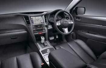 Subaru Liberty GT Premium Review