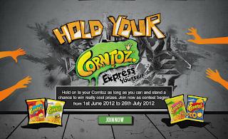 corntoz - CONTEST - [ENDED] Win Samsung Galaxy & attractive prizes from Corntoz