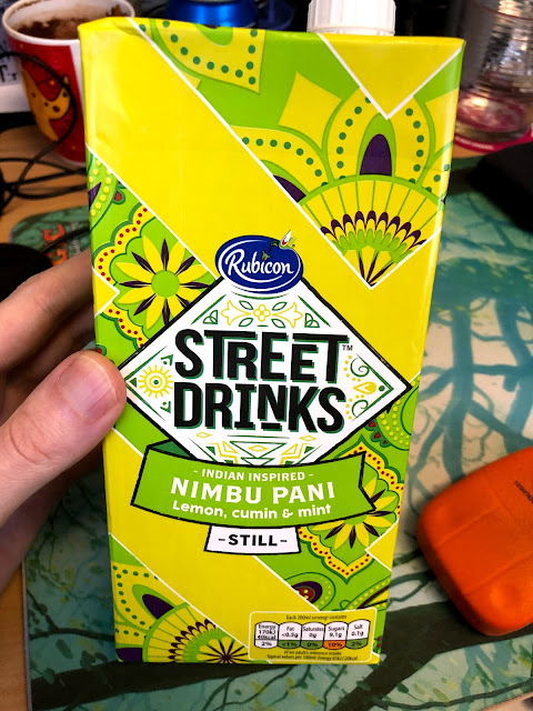 Rubicon Street Drinks - Nimbu Pani