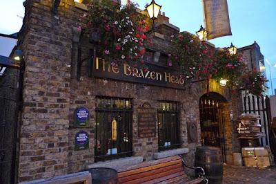 brazen head pub mas antiguo irlanda dublin