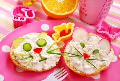 Makanan Favorit Anak
