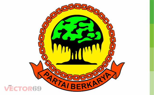 Logo Partai Berkarya - Download Vector File EPS (Encapsulated PostScript)