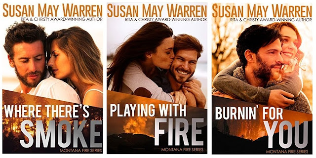 Heidi Reads... the Montana Fire series by Susan May Warren
