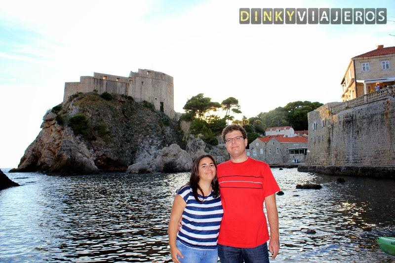 Qué ver en Dubrovnik. Fortaleza Lovrjenac