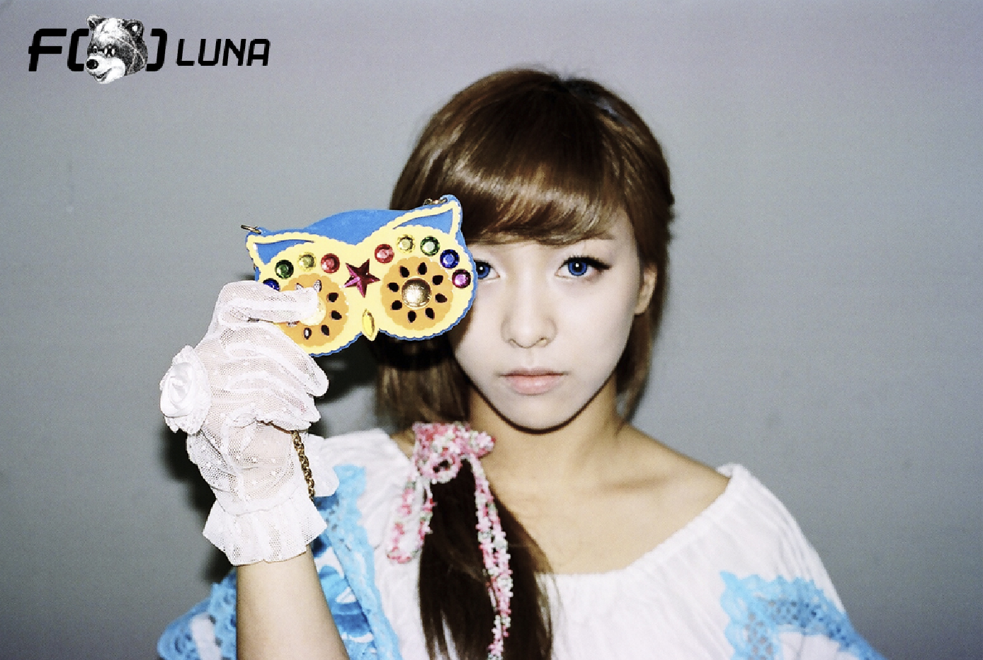 .:KPOP HOTLINE:.: F(x) Concept Photos for Electric Shock Album F(x) Luna Electric Shock