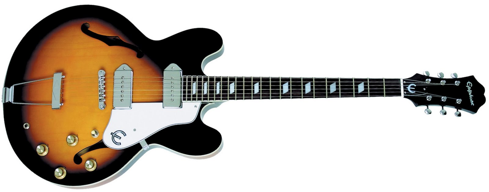 the beatles through the years the guitars