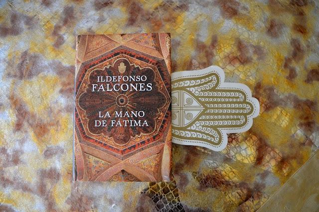 """""""Ręka Fatimy"""" Ildefonso Falcones"""