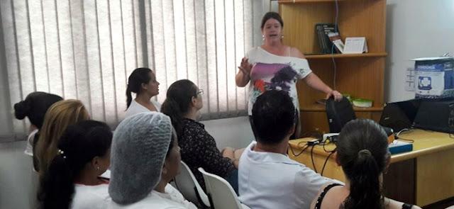 Roncador: Diretora de Saúde fala sobre a importância da Ouvidora Pública