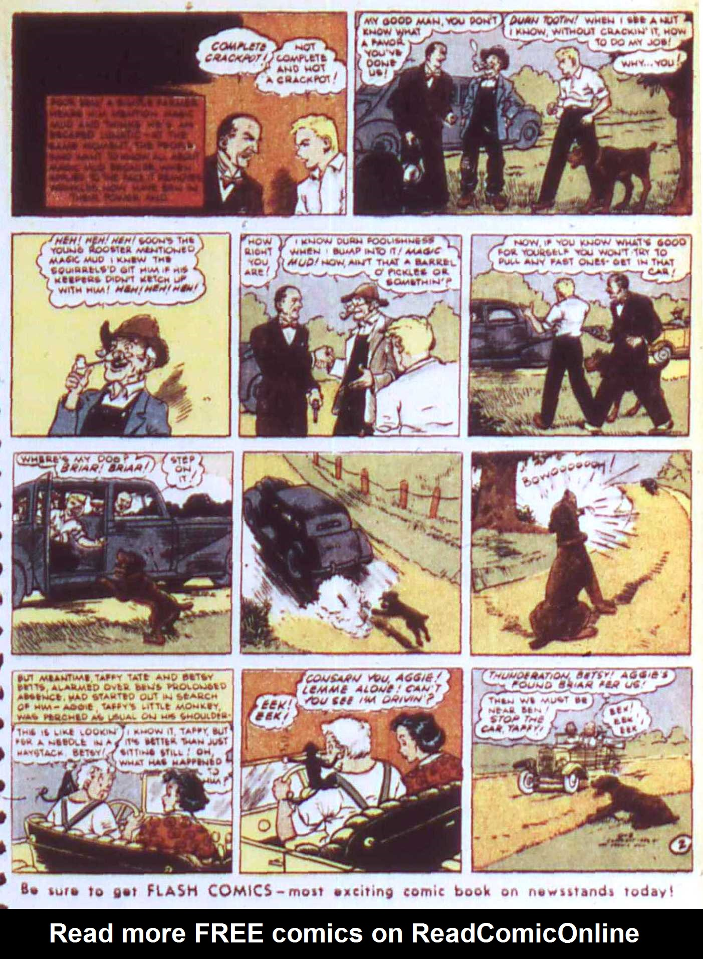 Read online All-American Comics (1939) comic -  Issue #17 - 37