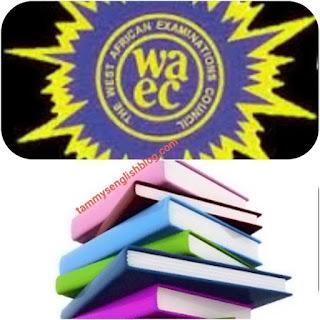 Literature Texts for 2021 – 2025 WASSCE (or WAEC Examinations)