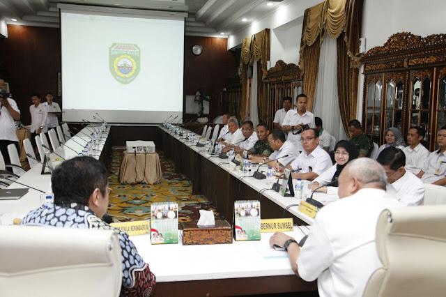 Tim Kemendagri Buktikan Inovasi Daerah Sumsel