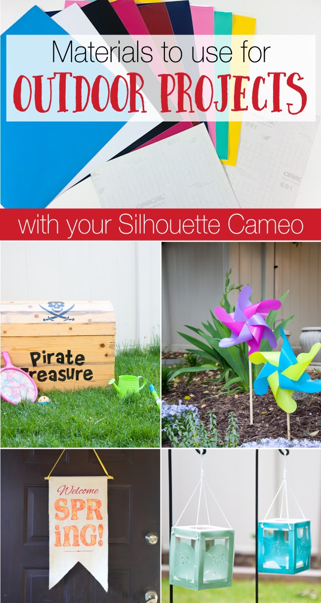 silhouette cameo outdoor projects, silhouette cameo 3 tutorials ideas projects