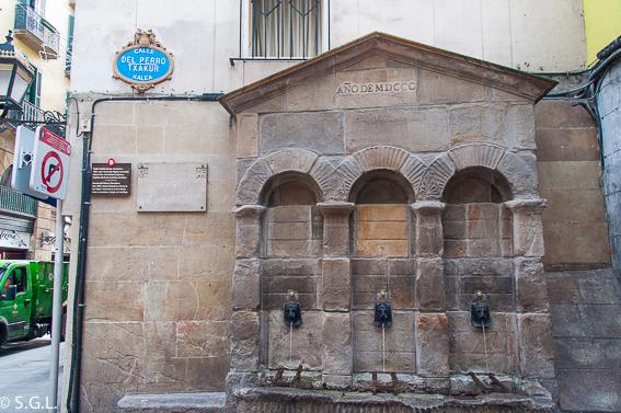 Fuente del Perro. Bilbao