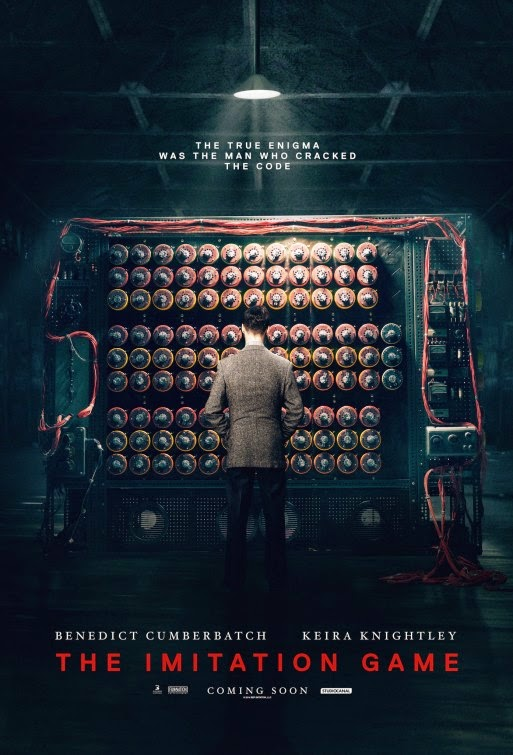 The Imitation Game movie poster