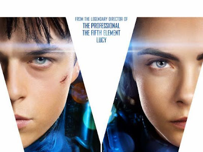 Forthcoming : Valerian and the City of a Thousand Planets