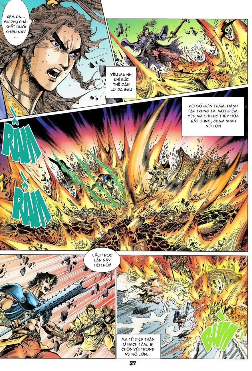 Đại Đường Uy Long chapter 77 trang 34