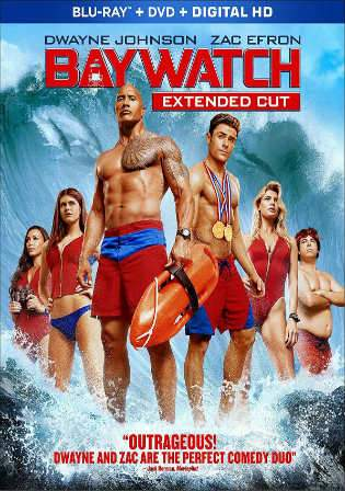 Baywatch 2017 BRRip 850MB Hindi Dual Audio ORG 720p Watch Online Full Movie Download bolly4u