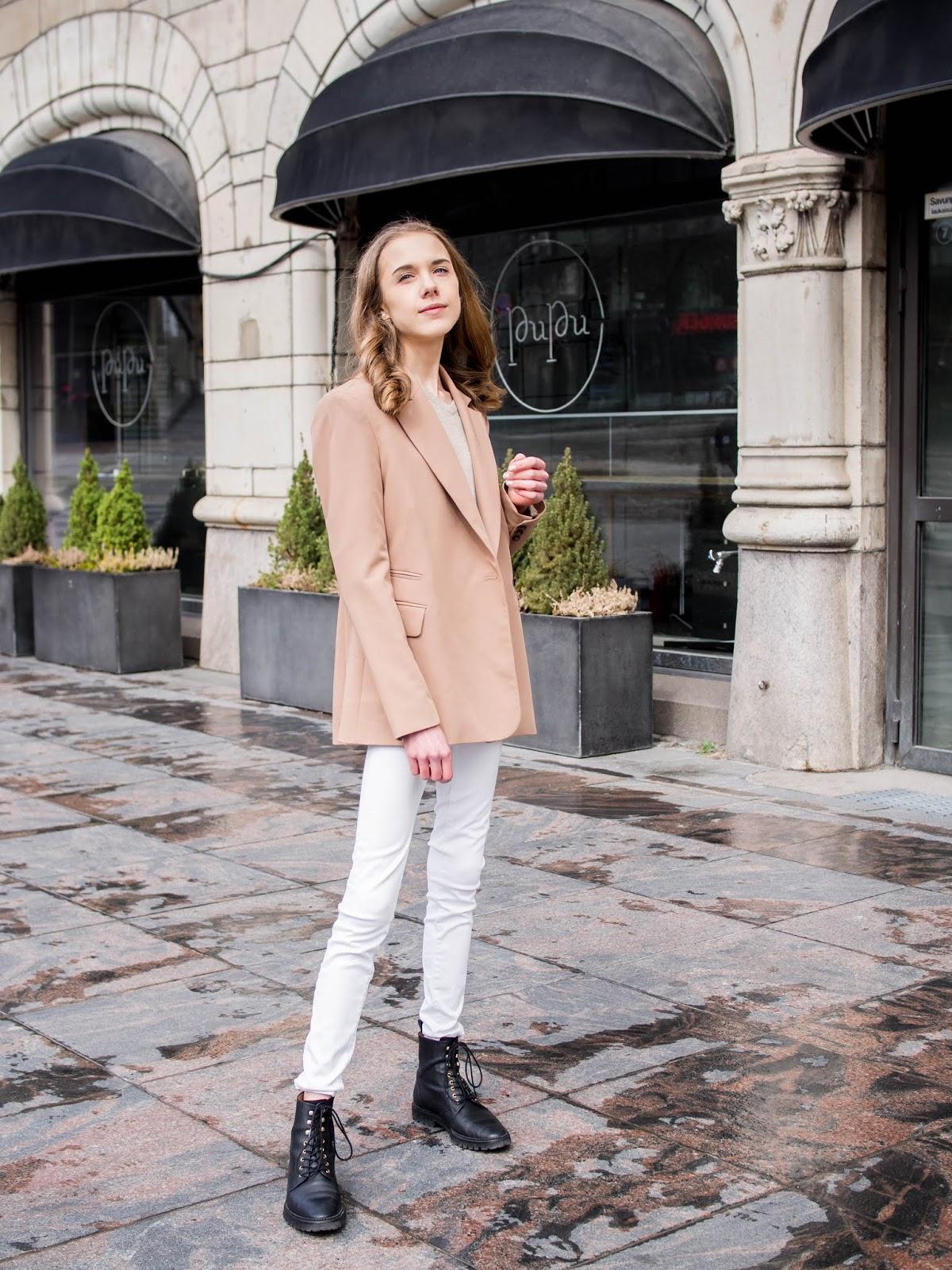 Coronavirus, fashion and spring outfit inspiration - Koronavirus, muotimaailma ja kevätasu