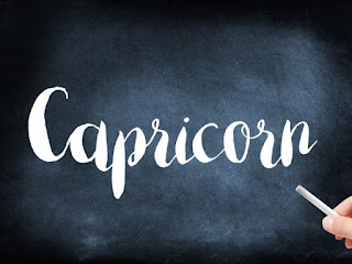 Sifat Zodiak Capricon