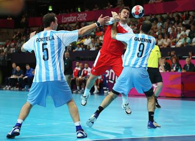 ARG-DEN Handball online