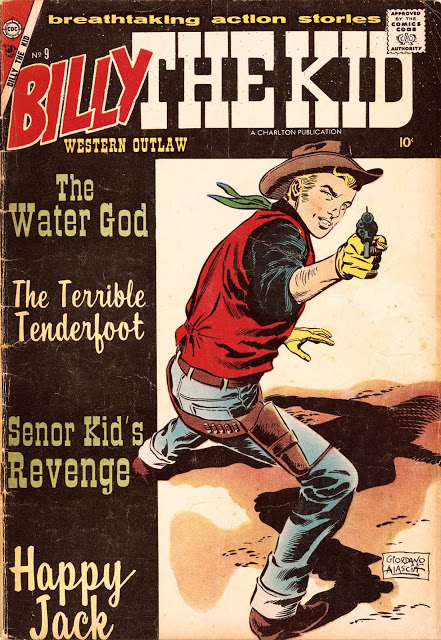 Billy the Kid - #09 – #153 (1957 -1983) Complete Collection