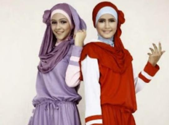 Baju Muslim Lebaran Anak Remaja