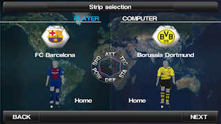 Download PES 2012 Mod SEASON 2017-18 Apk + Obb Android