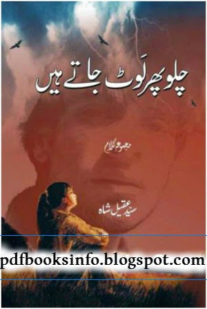 Chalo Phir Lout Jate Hain Pdf Poetry Book By Syed Aqeel Shah