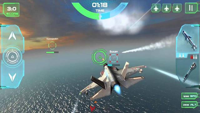 Juegos de combate aéreo
