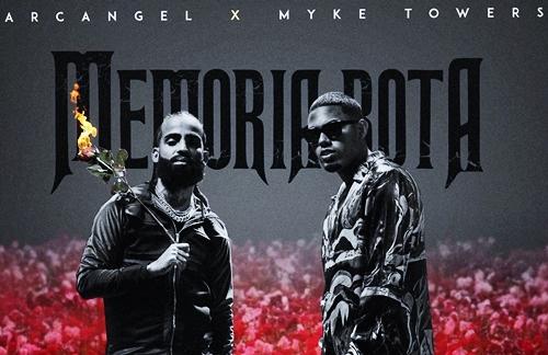 Arcangel & Myke Towers - Memoria Rota