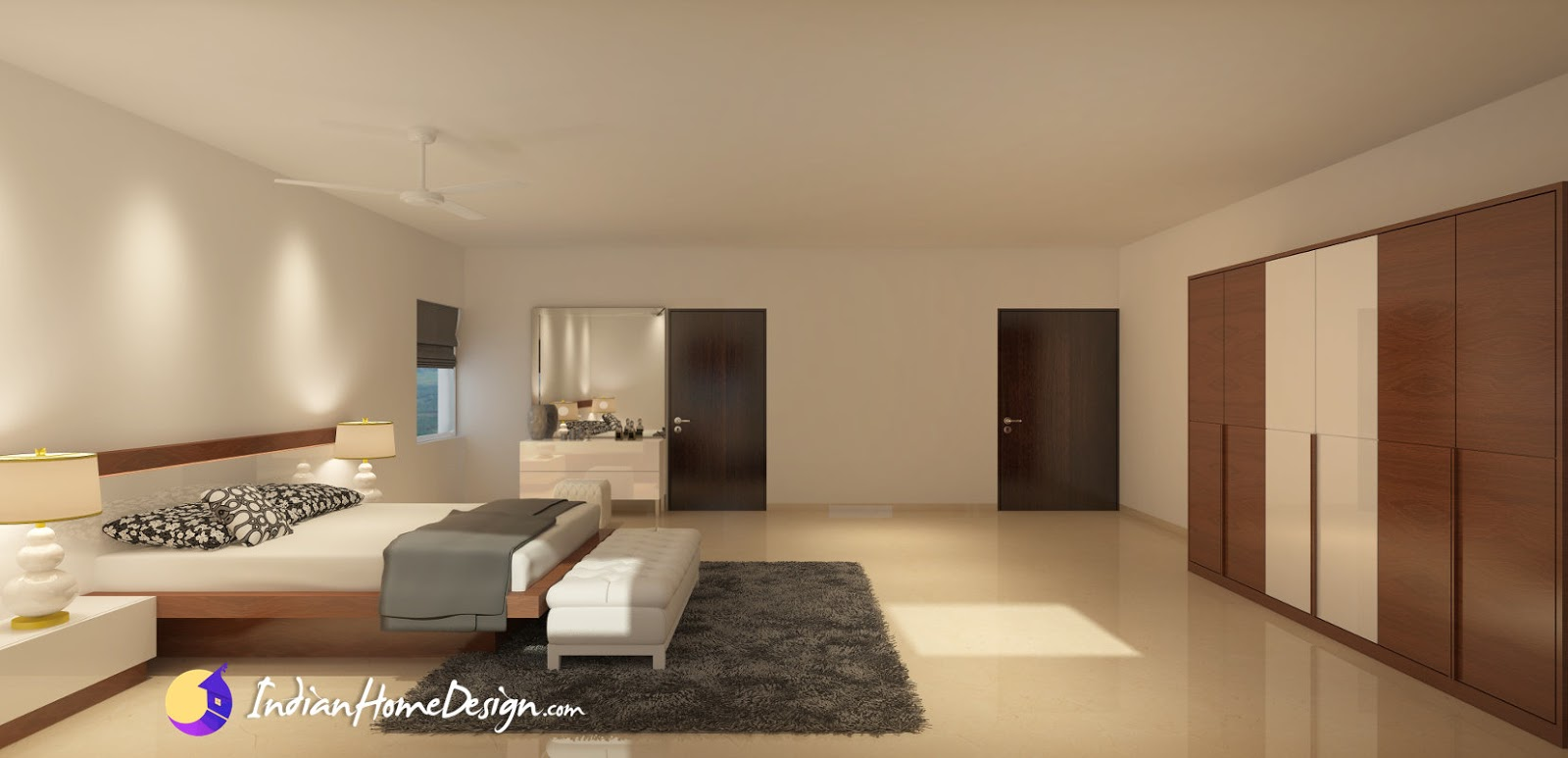 Getaway Villa at Lavasa interior design project by Nestopia