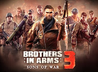 Game Brothers in Arms 3 MOD Apk OFFLINE