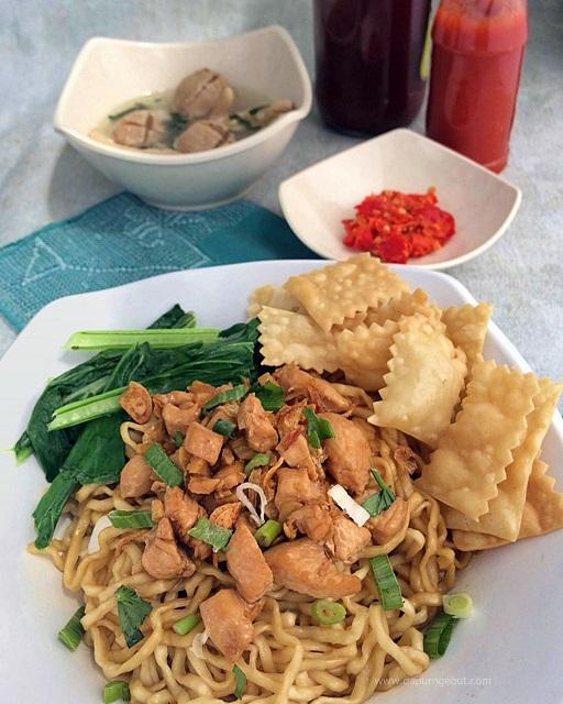 Resep Kuah Mie Ayam : resep, Resep, Dalam, Langkah, Mudah, Dapur, Ngebut